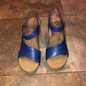 Dansko shoes euc size 38 like new